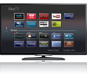 Smart tv Phillips 4000 series LED hdmi