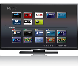 PHILIPS 55 INCH 1080P LED SMART TV