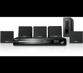 Philips HTS3011 5.1 ch DVD Home Cinema System - 200W