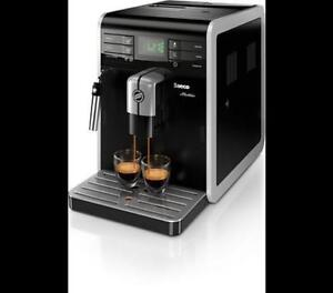 Machine  Caf Espresso Cappuccino Saeco  Moltio FOCUS HD8767/47 Refurb - Automatic Coffee Maker - BESTCOST.CA