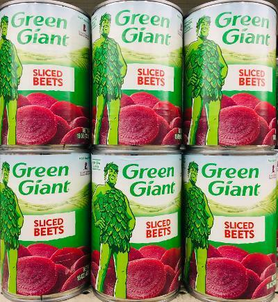 6Pk Green Giant Sliced Beets Cans *~* FAST FREE SHIPPING ! *~*