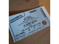 The Streets Ticket Brixton Academy 25th April