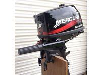 Mercury Four Stroke Outboard Motor