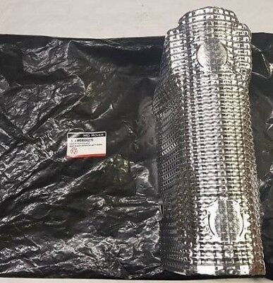 Genuine Rover 25/ZR Exhaust Tunnel Heatshield Assembly - WEB000270