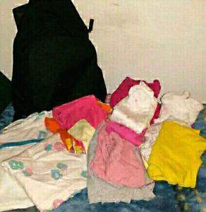 Lot de Vêtements bébé