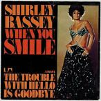Single vinyl / 7 inch - Shirley Bassey - When You Smile