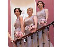 Mark Lesley bridesmaid dresses