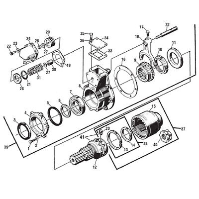 Mack Power Divider Diagram