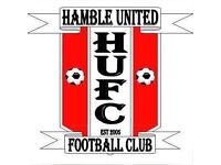 Hampshire Youth League U18s trials