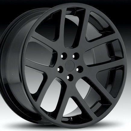 22 Inch Tires >> 22 inch Black Rims | eBay