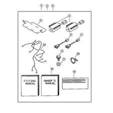 CHRYSLER WIRING. Air Bag Disable Jumper. Diagram 12