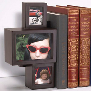 Photoframe Bookends - Umbra brand. New in box.