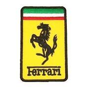 Ferrari Aufnäher