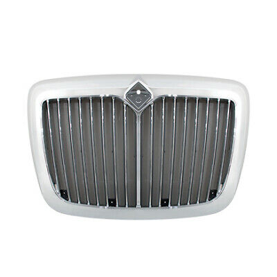 UNITED PACIFIC Chrome 2008+ International ProStar Grille with Bug Screen 21109