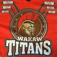 Wakaw Titans 4th Annual Red-Eye Tournament