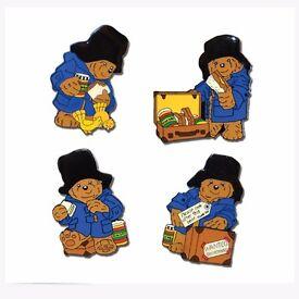Paddington Robertson's Collectable Marmalade badges - Chatham