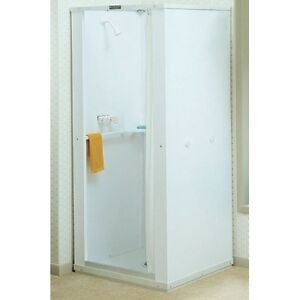 Square Stand Up Shower