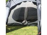 BEDROOM INNER TENTS ONLY out of KHYAM SANTIAGO TENT or fit in AWNING