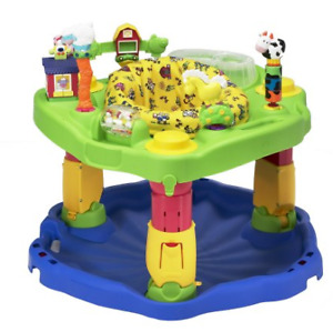Evenflo Farm-Theme Exosaucer for Baby - Excellent Condition!