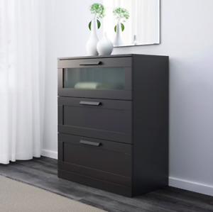 Ensemble de commodes IKEA - Brimnes commode 4 tiroirs