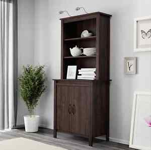 Ikea Cabinet with Doors, only 1 year old!
