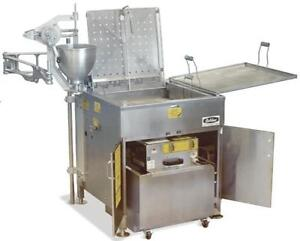Open Kettle Donut Fryer - Gas and Electric Donut Fryers - Belshaw - New