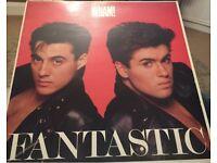 Wham! Fantastic vinyl