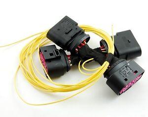 audi a4 b8 8k xenon bi xenon kabelbaum adapter kabel ebay