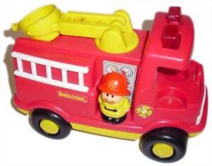Camion de pompier sonore Shelcore