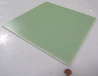 Garolite Micarta Phenolic G10fr4 Sheet .250 14 Thick X 12 X 12
