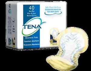TENA® Day Plus Incontinence Pads for Women and Men (80 count)