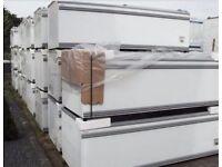2.5m Ex Lidl Supermarket Display Freezers