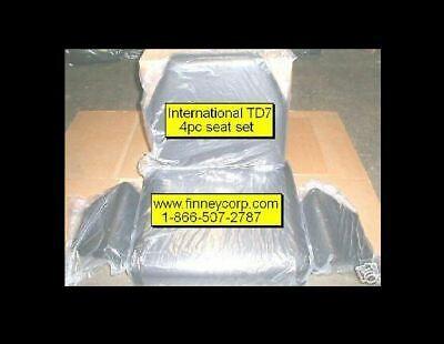 Dresser International Td7 Crawler Dozer Seat Cushion Ih
