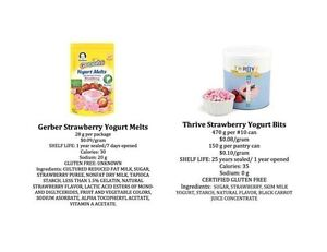 Thrive Life (freeze dried foods) Stratford Kitchener Area image 6
