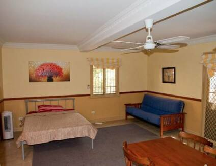 Large Fully furnished self-contained Granny Flat in Bulimba Bulimba Brisbane South East Preview