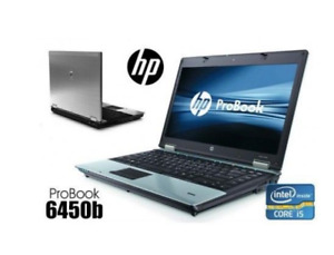 Laptop HP i5 2.40GHz/4GB RAM /160GB x210$