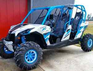 NO LIMIT WHEELS IN CAN AM COLOURS AT ATV TIRE RACK Kingston Kingston Area image 3