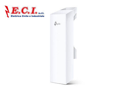 Tp-Link Acceso Point Externo Wifi Dual Band 13dBi Poe CPE510