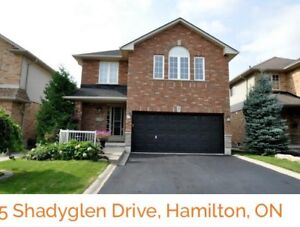 BEAUTIFUL FAMILY HOME IN HAMILTON