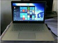 Hp laptop win 10 with 1tb hd & ddr4 ram