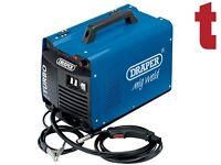 Draper 120A 230V Gas/Gasless Turbo MIG Welder