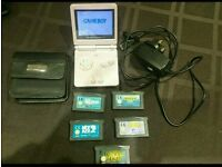 2 Gameboy Advanced Sp with Games