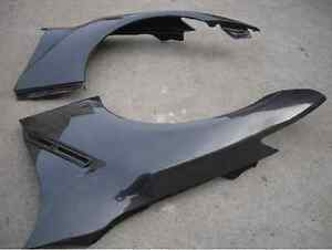 Nissan Skyline R33 Carbon Front Fenders