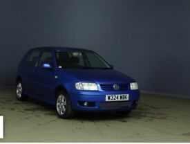 VOLKSWAGEN POLO 68,408 K MILES AUTOMATIC