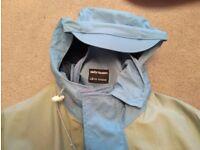 Laadies small Helly-Hansen waterproof jacket