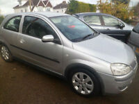 Vauxhall Corsa 1.2i 16v SXi 2004 Ideal 1st Car