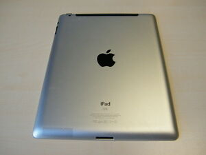 Apple iPad 2 Second Generation 64 GB 3G Black