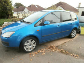 Ford Focus C-MAX 1.6 16v Style 2006 Family MPV