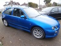 MG ZR 2.0 TD + 3dr DIESEL HATCHBACK 2003 (03 reg), 85k p/x welcome