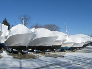 hivernage, hivernation de bateaux